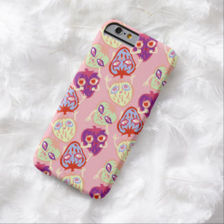 Mysterious Strawberry Barely There iPhone 6 Case