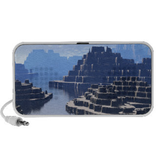 Mysterious Terraced Mountains Speaker
