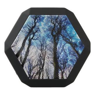 Mysterious Trees Black Bluetooth Speaker