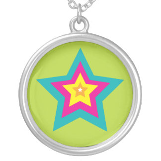 Mysterious Vivid Star Custom Jewelry