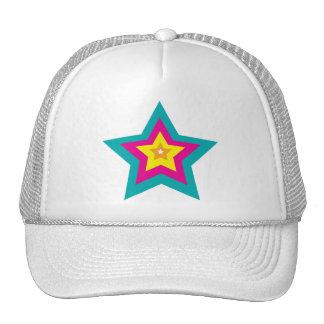 Mysterious Vivid Star Trucker Hat