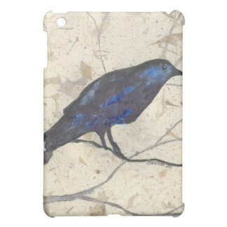 Mysterious Winter Raven  Case For The iPad Mini