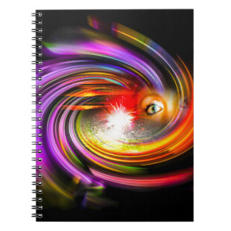 Mysterious world 5 notebook