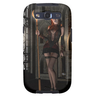 Mysteriously yours Case-Mate Case Galaxy S3 Cover
