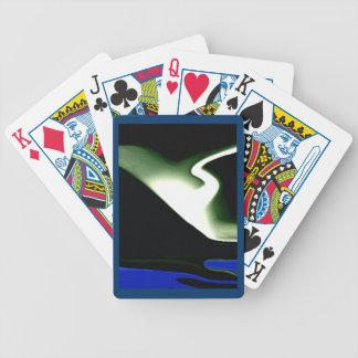 Mystery Artwork Designer Playing Cards