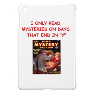 mystery book case for the iPad mini