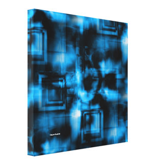 Mystery Gallery Wrap Canvas