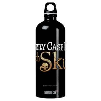 Mystery Case Files: 13th Skull SIGG Traveler 1.0L Water Bottle