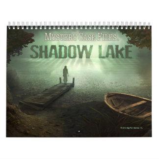 Mystery Case Files Calendar - 2013