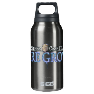 Mystery Case Files: Dire Grove Insulated Water Bottle
