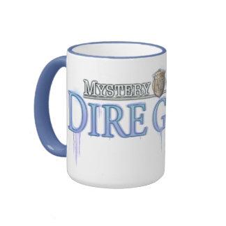 Mystery Case Files: Dire Grove Ringer Coffee Mug