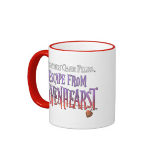 Mystery Case Files: Escape from Ravenhearst Ringer Coffee Mug