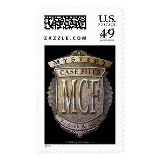 Mystery Case Files Postage Stamps
