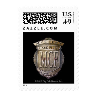 Mystery Case Files Postage