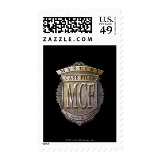 Mystery Case Files Stamp