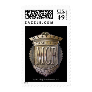 Mystery Case Files Stamps