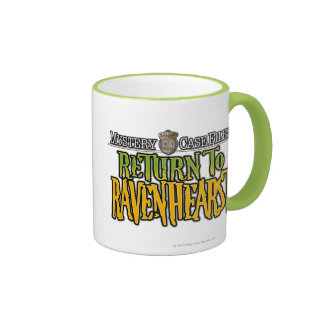 Mystery Case Files: Return to Ravenhearst Coffee Mugs