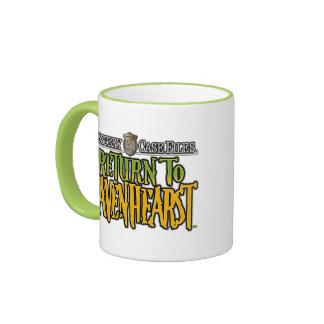 Mystery Case Files: Return to Ravenhearst Ringer Coffee Mug