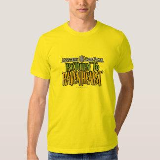 Mystery Case Files: Return to Ravenhearst Tee Shirts