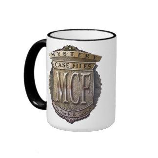 Mystery Case Files Ringer Coffee Mug