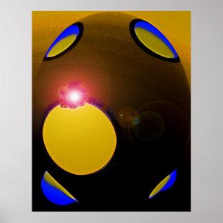 Mystery Egg Poster
