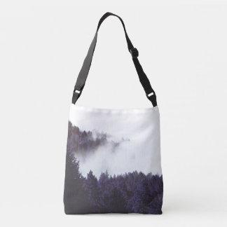 Mystery Fog adjustable tote bag