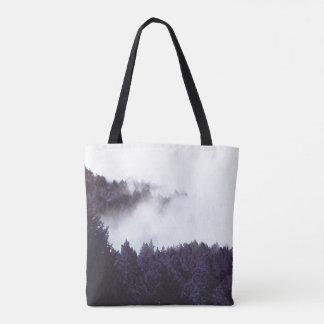 Mystery Fog tote bag