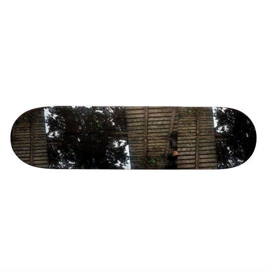 Mystery In The Air Skateboard