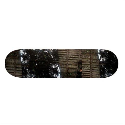 Mystery In The Air Skateboard Decks