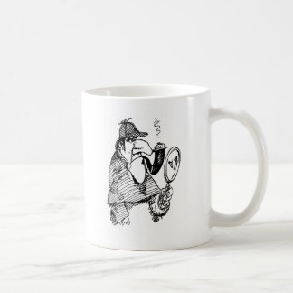 Mystery Investigation Coffee Mug