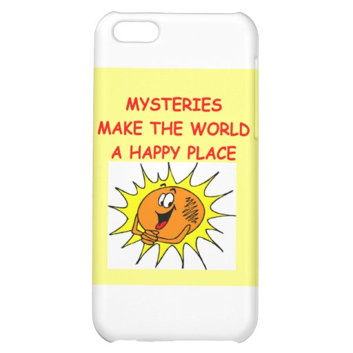 mystery iPhone 5C case