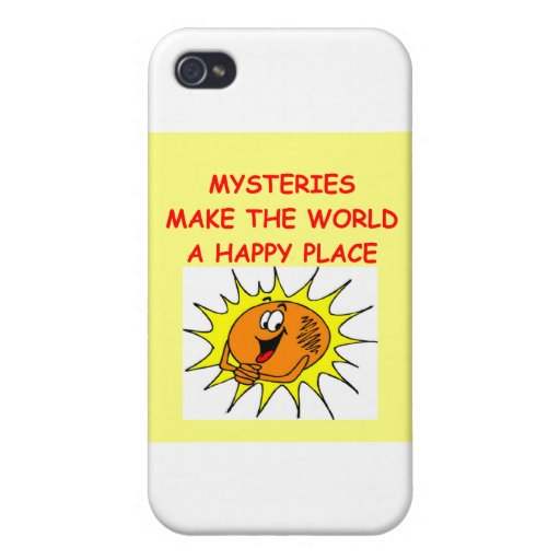 mystery covers for iPhone 4