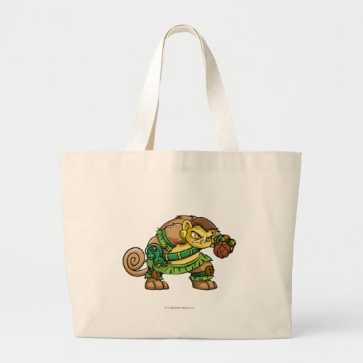 Mystery Island Team Captain 2 Large Tote Bag