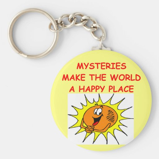 mystery key chains