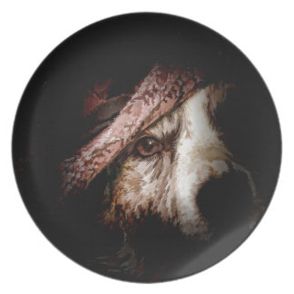 Mystery Maggie Plates