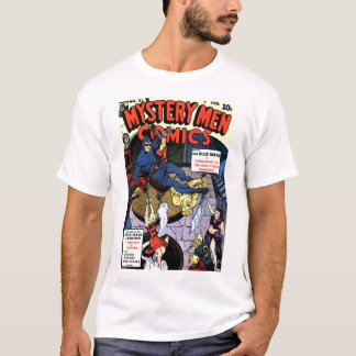 Mystery Men Comics T-Shirt