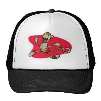 Mystery Monkey Trucker Hat