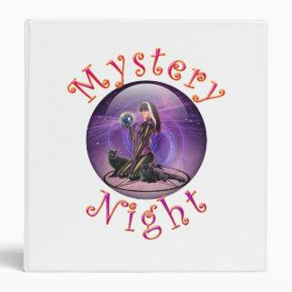 Mystery Night Binder