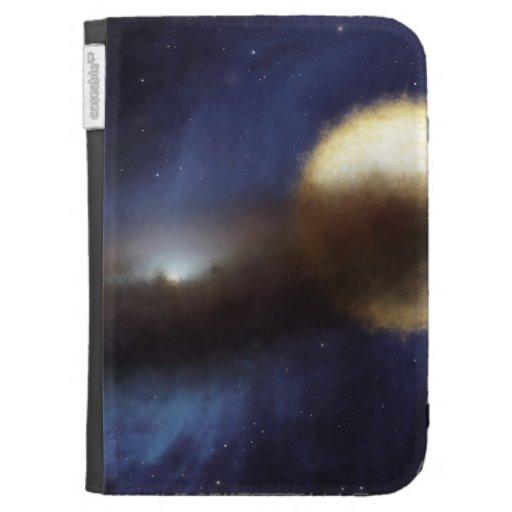 Mystery of Epsilon Aurigae Case For The Kindle