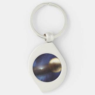 Mystery of Epsilon Aurigae Keychain