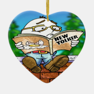Mystery Of Humpty Dumpty Rick London Gifts Ceramic Ornament