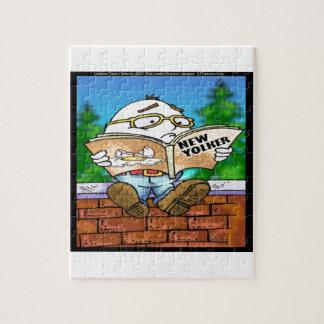 Mystery Of Humpty Dumpty Rick London Gifts Jigsaw Puzzle