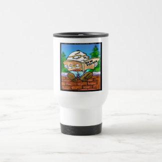 Mystery Of Humpty Dumpty Rick London Gifts Travel Mug