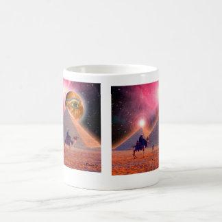 Mystery of the Pyramids Coffee Mug