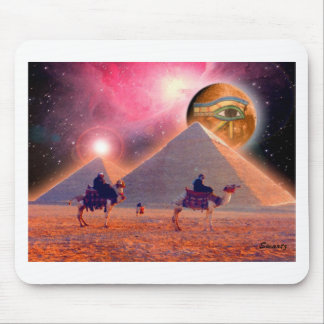 Mystery of the Pyramids Mouse Pad