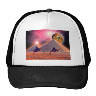 Mystery of the Pyramids Trucker Hat