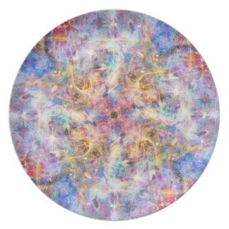 Mystery of the Universe Dinner Plates