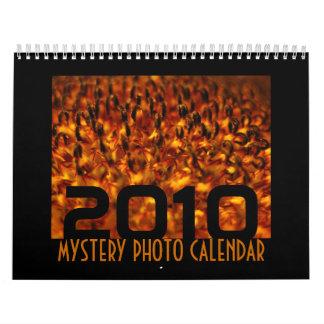 Mystery Photo Calendar