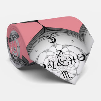 Mystery Pink Tie