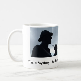 Mystery Readers mug